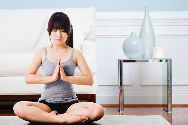 C mo meditar en casa - Meditar en casa ...