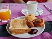Siempre, un buen desayuno