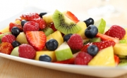 Las frutas son una buena fuente de energía.