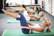 Pilates en colchoneta